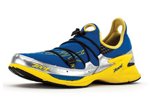 Zoot Men's Ultra Race 3.0 classic blue/silver/pure yellow